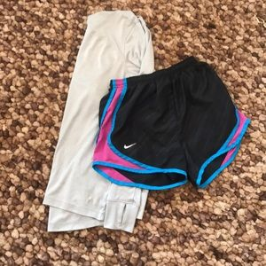 Sport Outfit Nike Shorts Size XS Old Navy Hoodie S